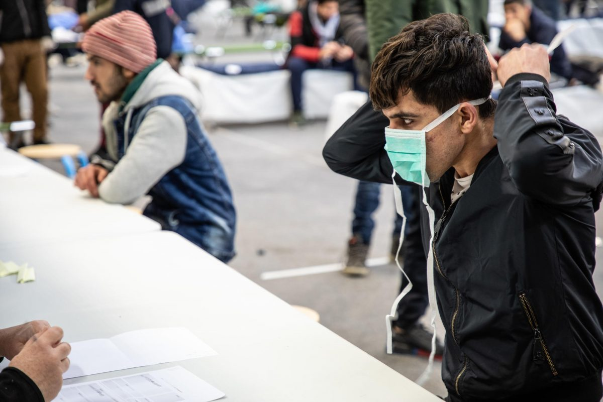 Protecting Homeless People During the COVID-19 Pandemic