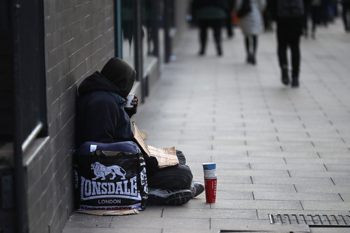 Homeless People as the Most Vulnerable Sector in the COVID-19 Pandemic