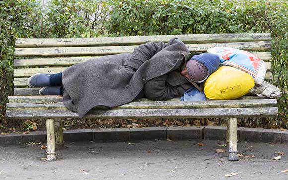 Sleeping Rough: How You Can Help the Homeless